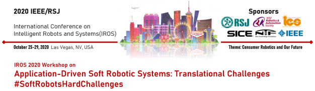 IROS 2020 banner
